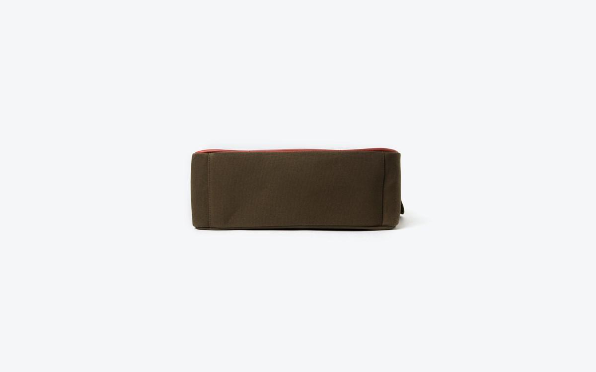 M Tote bag Red 04